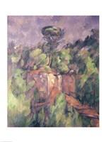 Bibemus Quarry-1900 by Paul Cezanne, 1900 - various sizes