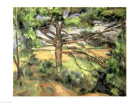 The Large Pine, 1895-97 Fine Art Print