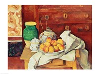 Still Life with a Chest of Drawers, 1883-87 Fine Art Print