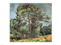 The Large Pine, c.1889 Fine Art Print