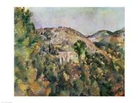 View of the Domaine Saint-Joseph, late 1880s Fine Art Print