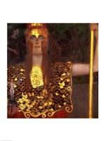 Minerva or Pallas Athena Fine Art Print