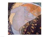 Danae by Gustav Klimt - various sizes