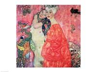 Women Friends Fine Art Print