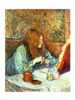 Madame Poupoule at her Toilet, 1898 by Henri de Toulouse-Lautrec, 1898 - various sizes