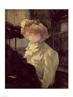 The Milliner, 1900 Fine Art Print