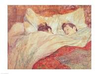 The Bed Fine Art Print