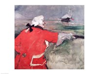 The Admiral Viaud Fine Art Print