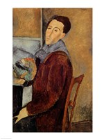 Self Portrait, 1919 by Amedeo Modigliani, 1919 - various sizes