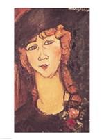 Lolotte, 1917 Fine Art Print