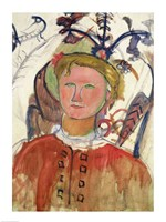 Marie Vassilieff by Amedeo Modigliani - various sizes