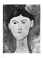 Beatrice Hastings by Amedeo Modigliani - various sizes