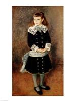 Marthe Berard, 1879 by Pierre-Auguste Renoir, 1879 - various sizes