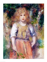 Gypsy Girl, 1879 Fine Art Print