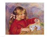 Claude Renoir Fine Art Print