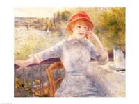 Alphonsine Fournaise Fine Art Print