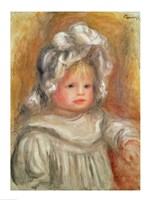 Portrait of a Child Fine Art Print