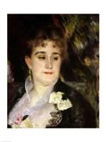 Madame Georges Charpentier Fine Art Print