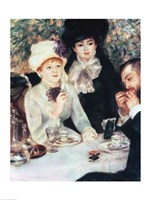 The End of Luncheon, 1879 Fine Art Print