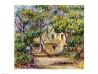 The Farm at Les Collettes, c.1915 Fine Art Print