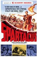 """Spartacus Film - 11"""" x 17"""""""