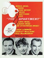 The Apartment Wall Poster