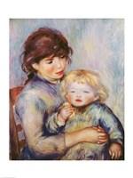 Maternity by Pierre-Auguste Renoir - various sizes