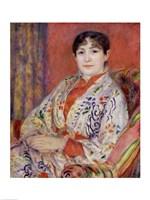 Madame Heriot, 1882 Fine Art Print