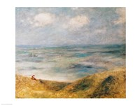 View of the Sea, Guernsey by Pierre-Auguste Renoir - various sizes