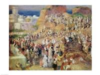 Arab Festival, 1881 by Pierre-Auguste Renoir, 1881 - various sizes, FulcrumGallery.com brand