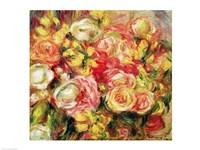 Roses, 1915 Framed Print