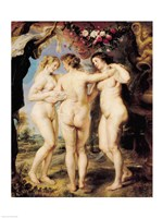 The Three Graces Fine Art Print