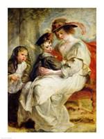 Helene Fourment by Peter Paul Rubens - various sizes