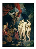 The Medici Cycle: Education of Marie de Medici by Peter Paul Rubens - various sizes