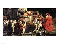 The Coronation of Marie de Medici by Peter Paul Rubens - various sizes - $16.49