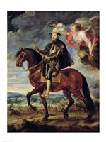 Philip II by Peter Paul Rubens - various sizes, FulcrumGallery.com brand