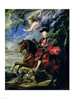 The Cardinal Infante Ferdinand at the Battle of Nordlingen, 1634 by Peter Paul Rubens, 1634 - various sizes - $16.49