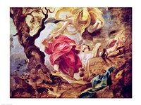 The Sacrifice of Isaac by Peter Paul Rubens - various sizes