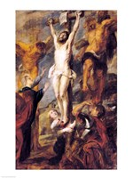 Christ Between the Two Thieves by Peter Paul Rubens - various sizes