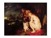 Venus Frigida Fine Art Print