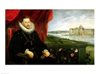 Albert of Habsbourg by Peter Paul Rubens - various sizes