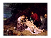 Lamentation over the Dead Christ with St. John and the Holy Women by Peter Paul Rubens - various sizes