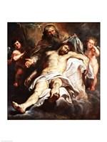 The Trinity Fine Art Print