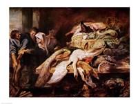 The Recognition of Philopoemen Fine Art Print