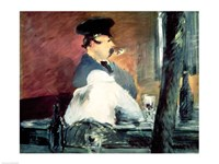 The Bar by Edouard Manet - various sizes, FulcrumGallery.com brand
