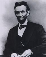 Abraham Lincoln Portrait 1865 Fine Art Print