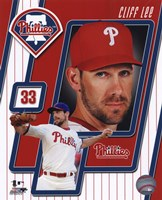"8"" x 10"" Cliff Lee Pictures"