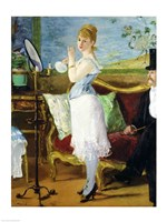 Nana, 1877 by Edouard Manet, 1877 - various sizes
