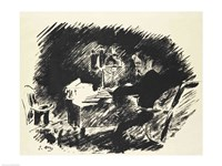 Le Corbeau by Edouard Manet - various sizes