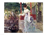 Cafe Concert, 1879 by Edouard Manet, 1879 - various sizes, FulcrumGallery.com brand